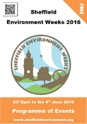 Sheffield Environment Weeks 2016
