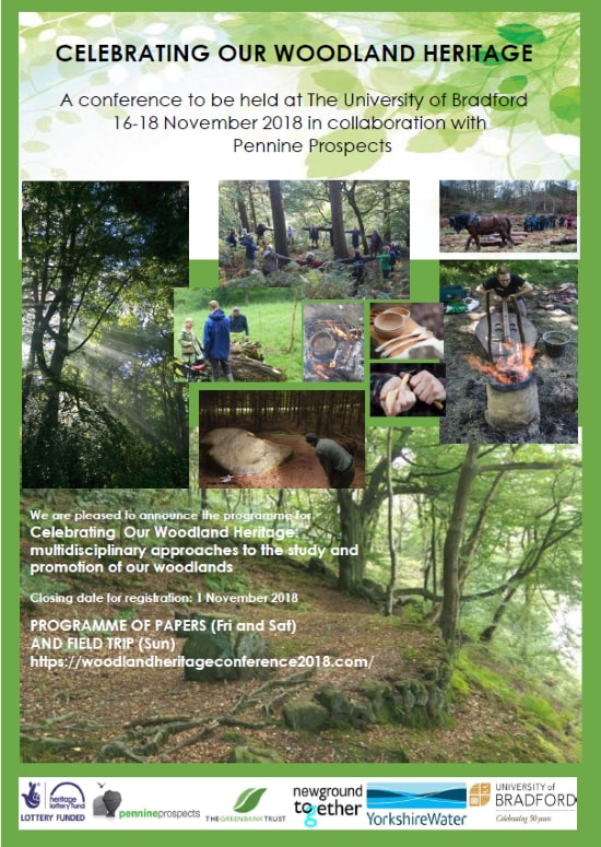 woodland heritage conference 2018